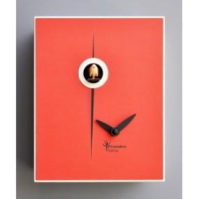 Horloge Coucou de la Fontaine de la collection d après Pirondini