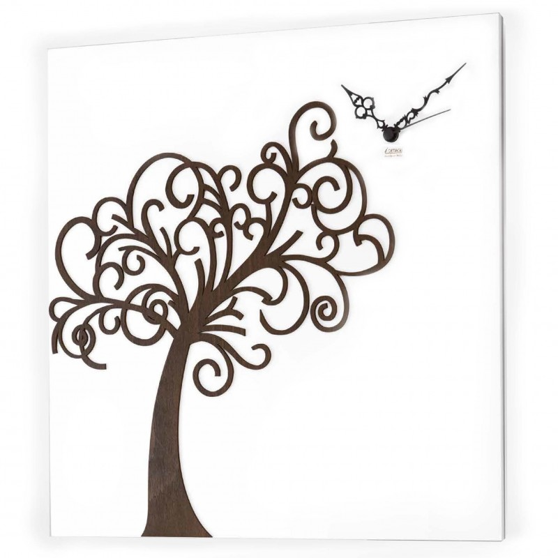 CLOCK WOODEN WALL TREE OF LIFE - COLLECTION DETAILS