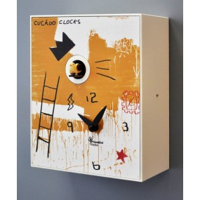 WATCH CUCU BASQUIAT COLLECTION D'APRES PIRONDINI