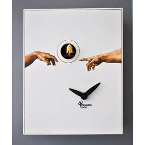 CUCKOO CLOCK SISTINA D'APRES COLLECTION PIRONDINI