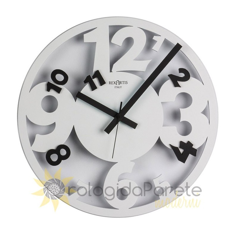 MODERN WALL CLOCK - ARABIAN