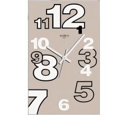 horloge murale-colombe, clair, dirk rexartis