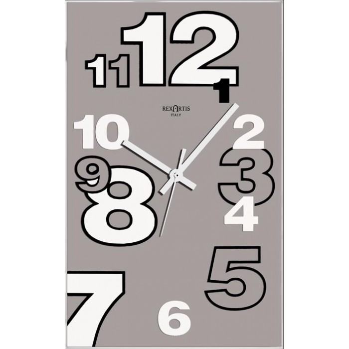 VERTICAL WALL CLOCK - DIRK TAUPE