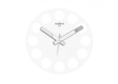 white wall clock, design wall clocks