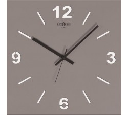 taupe wall clocks, modern wall clocks