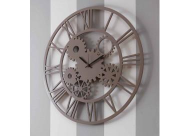 montre en bois par de la laque détails de la collection