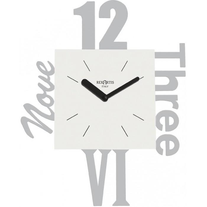 GREY WALL CLOCK VARIETY