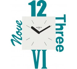 wall clock variety acquamare, rexartis