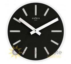 concepteur de montre noir ronde alioth rexartis