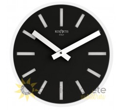 designer watch black round alioth rexartis