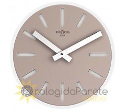 orologio da parete moderno, orologi d'arredo rexartis