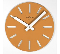 GOLDEN YELLOW WALL CLOCK MERAK