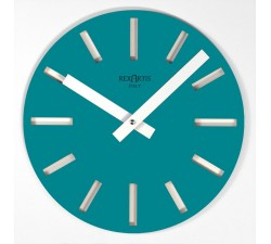 modern wall clock, colored wall clocks, merak rexartis