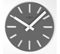 wall clocks for the home, merak grey rexartis