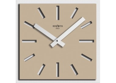wall clocks design, naos, dove, clear rexartis