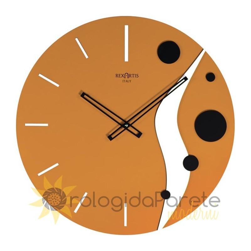 WALL CLOCK MODERN PLANET