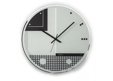 orologio strange rexartis in vetro serigrafato