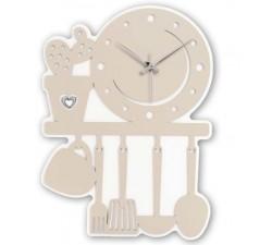 CLOCK DECORATIVE KITCHEN MEMORY THE ABILITY TO SPEAK
