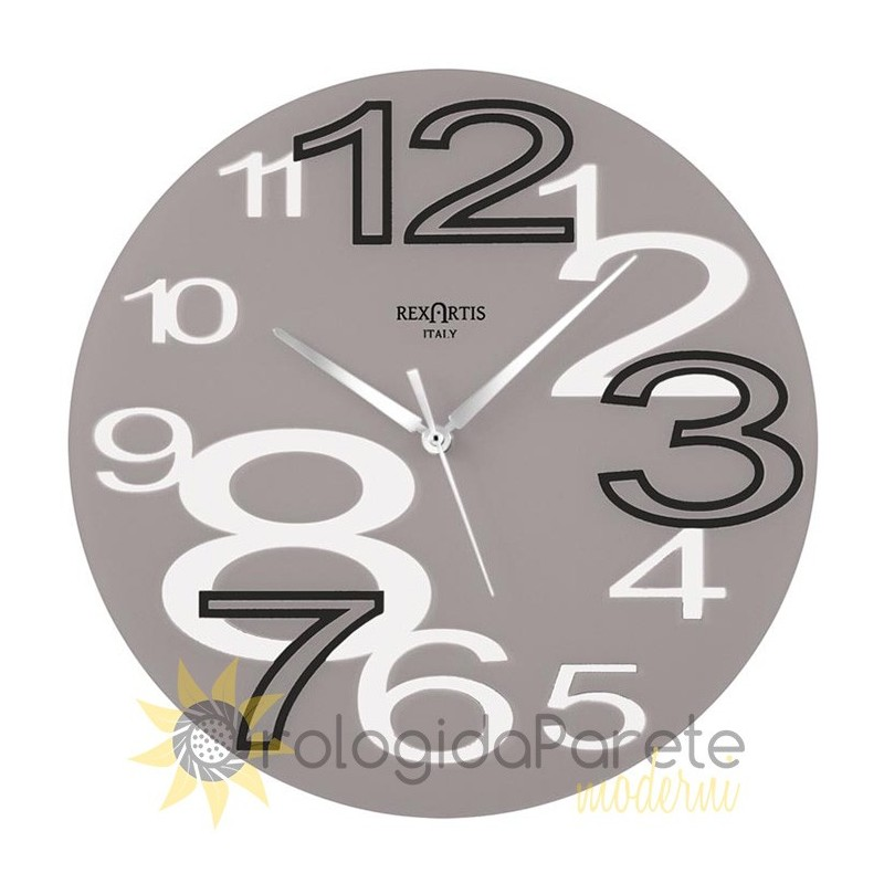WALL CLOCK YOUNG DOVE