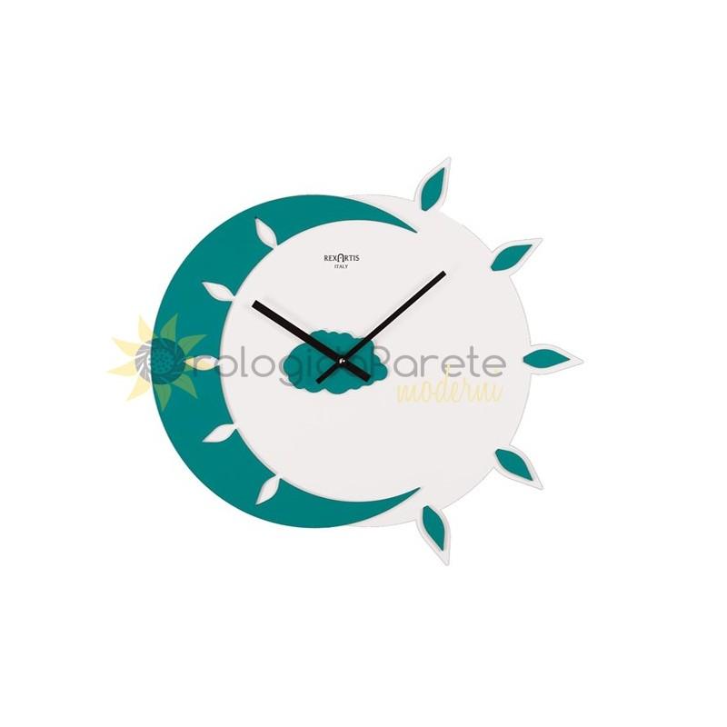 WALL CLOCK MODERN MYTEO REXARTIS