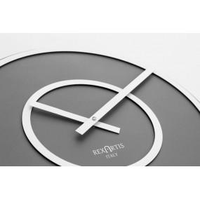 WALL CLOCK SOFT MODERN ROUND