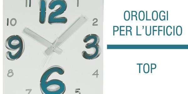 orologi da parete moderni made in italy