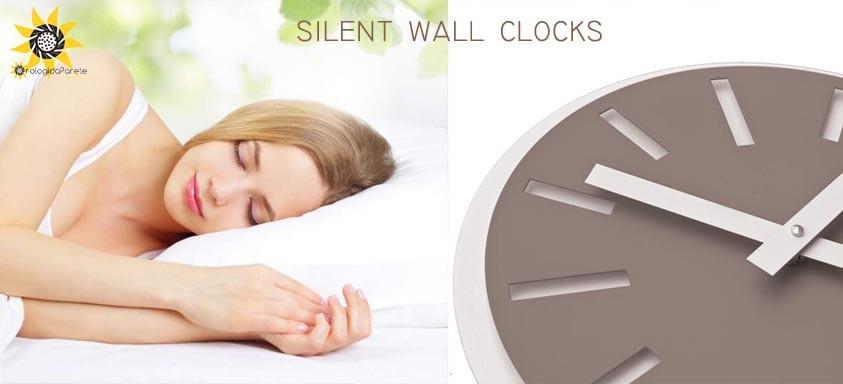 Silent Wall Clock